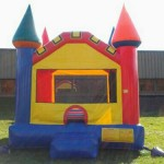 South Jersey Castle Bounce House Rental